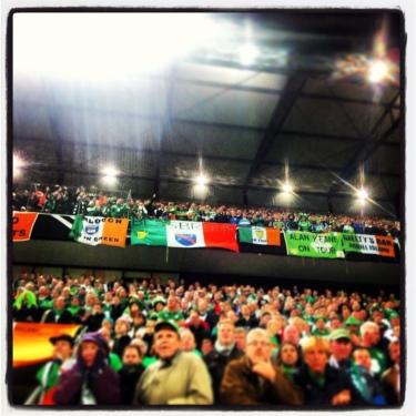 Deutschland-Irland II